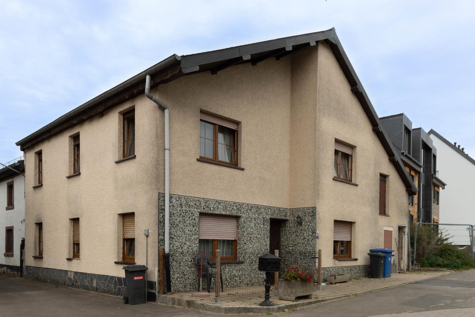 Haus in Hupperdange